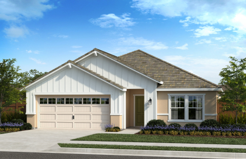 KB Home announces the grand opening of Soleil at Folsom Ranch, its latest new-home community in Folsom, California. (Photo: Business Wire)