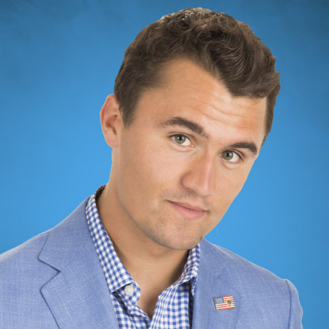 Charlie Kirk (Photo: Business Wire)