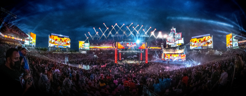 Saturday WrestleMania® Sold Out (Photo: Business Wire)