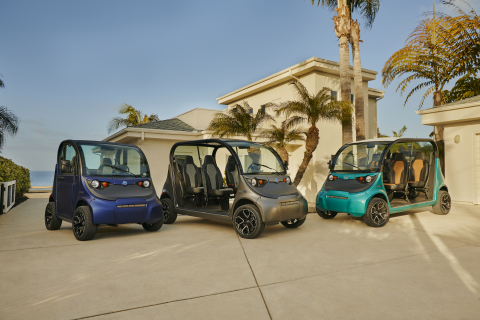 Polaris is launching an entirely new line of offerings for its street legal GEM vehicles. These all-electric premium personal carts provide people who cruise their neighborhoods with all-new ways to customize their GEM extending their personality into their favorite vehicle. (Photo: Business Wire)
