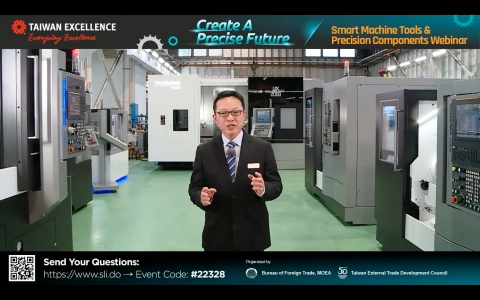 Mr. Richard Su, Representative of Taiwan Takisawa, Introduced the Company's Latest Metal Processing Solutions (Photo: Business Wire)