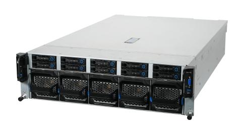QuantaGrid_D43N-3U (Photo: Business Wire)