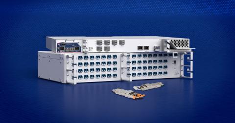 ADVAs Test mit Acacia und Inphi zeigt einen klaren Weg zu offenen DCI-Netzwerken mit 400ZR-Technologie (Photo: Business Wire)