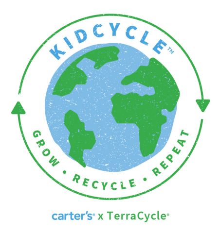 Carter's KIDCYCLE logo. (Photo: Business Wire)