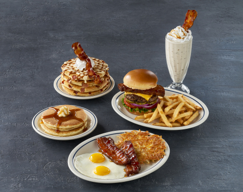 IHOP unveils Steakhouse Premium Bacon as latest menu innovation on the new Bacon Obsession menu, available for a limited time only (Photo: Business Wire)
