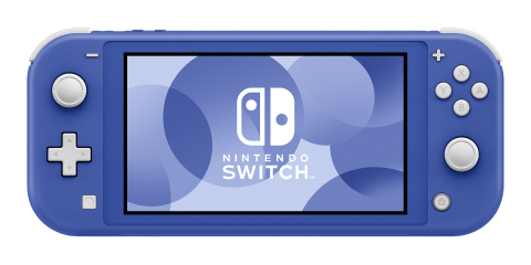 By expanding the existing range of color options for the system, which includes coral, yellow, gray and turquoise, the blue Nintendo Switch Lite gives you more options to express your personal gaming style wherever you choose to play. (Photo: Business Wire)