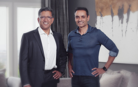 Alkira CEO and Founder Amir Khan and CTO and Founder Atif Khan are collaborating with Microsoft to accelerate Multi-cloud Networking for Azure customers. (Photo: Business Wire)