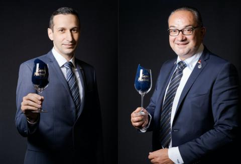 Mr. Xavier Thuizat (left) Mr. Philippe Jamesse (right) (Photo: Business Wire)