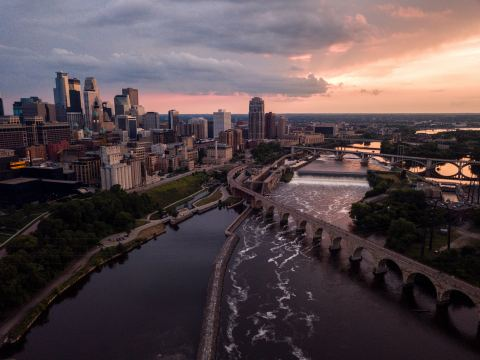 Minnesota Department of Transportation Leverages Iteris' ClearMobility Cloud for Improved Statewide Mobility (Photo: Business Wire)