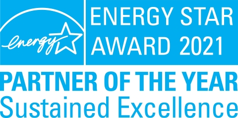 Pentair has been recognized as an ENERGY STAR Partner of the Year for eight consecutive years. (Graphic: Business Wire)