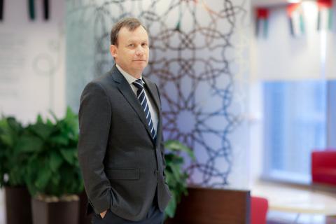 Алан Смит – Генеральный директор – Agthia Group (Фото: AETOSWire)