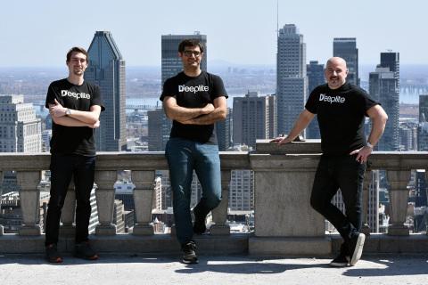 Deeplite a annoncé aujourd'hui la clôture d'une ronde de financement d'amorçage de 6M$ qui lui permettra d'accélérer le développement de son logiciel d'optimisation qui fournit des modèles d'IA plus rapides, plus petits et plus économes en énergie. (Photo: Business Wire)