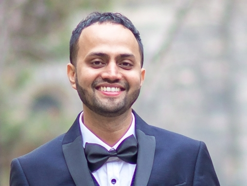 Aayush Prakash joins AI.Reverie from NVIDIA to lead Machine Learning. (Photo: Business Wire)