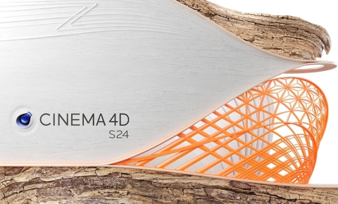 Maxon Cinema 4D S24 features placement tools, a new asset browser, animation workflow enhancements, and continued development on powerful nodes system with Scene Manager/Scene Nodes. (Photo: Business Wire)