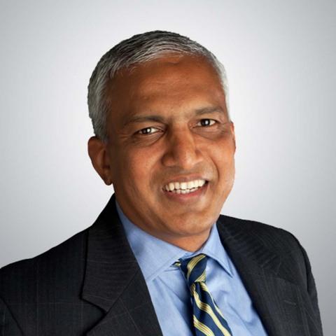 Rangu Salgame - Co-founder, Chairman & CEO, Princeton Digital Group (Photo: Business Wire)