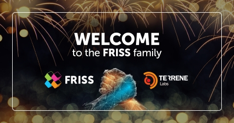 FRISS acquires Terrene Labs and welcomes them to their family. (Graphic: Business Wire)