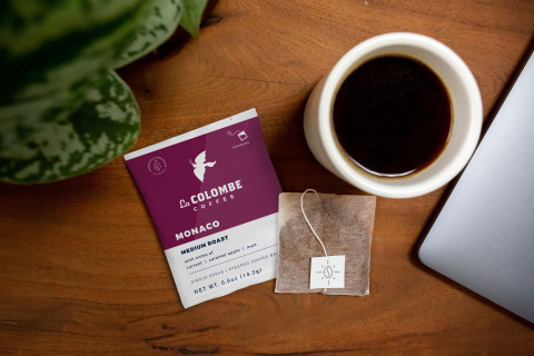 Steeped Coffee announced the addition of La Colombe Coffee Roasters to its brand lineup (Photo: Business Wire)