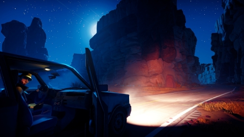Road 96, a narrative-focused game with a mix of adventure, exploration and puzzle-solving, drives onto Nintendo Switch later this year. (Photo: Business Wire)