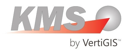 KMS by VertiGIS is an established and proven provider of computer-aided facility management (CAFM) software based in Dresden, Germany. KMS is known for its GEBman software and has been supporting municipalities, industrial, service and utility companies, among others, with their facility and document management requirements since 1990. The flexible, end-to-end solutions are based on the latest web technologies and are suitable for internal or mobile use. (Graphic: Business Wire)