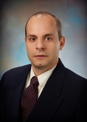 Alexandre Georgetti, director, Manufacturing Strategy for Eaton's Vehicle Group. (Photo: Business Wire)