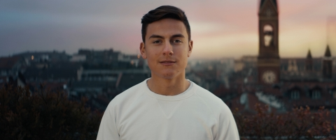 Juventus superstar Paulo Dybala signs as Skrill brand ambassador (Photo: Business Wire)