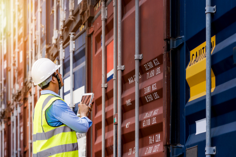 Simplify procurement and deployment of solution for real-time asset tracking and condition monitoring of in-transit goods (Photo: Business Wire)