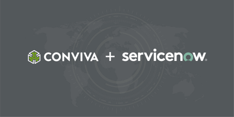 Conviva and ServiceNow Provide Next Generation Customer Service For Streaming Customers (Graphic: Business Wire)