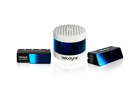Velodyne Lidar will demonstrate its groundbreaking sensor technology at Auto Shanghai 2021 – The 19th International Automobile Industry Exhibition. Velodyne will highlight its technology leadership in lidar sensors and software which power autonomous solutions that advance safe, sustainable and accessible transportation and smart communities. (Photo: Velodyne Lidar)