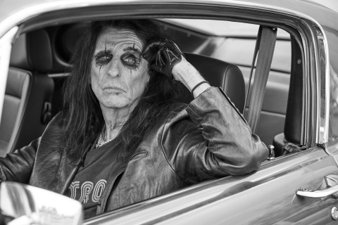"Legendary rocker Alice Cooper has teamed up with Cooper Tire to launch a nationwide garage band contest, Driven to Perform. The ""Coopers"" are ready to rock! See three finalist bands perform and vote for your favorite. Voting is open April 16-28 at www.DrivenToPerformConcert.com. (Photo: Business Wire)"