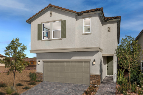 KB Home announces the grand opening of Landings and Reserves at Cassia, its latest new-home communities in Las Vegas. (Photo: Business Wire)
