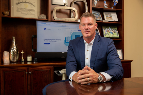 Valor Compounding Pharmacy CEO & Founder, Rick Niemi (Photo: Business Wire)