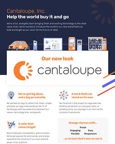 Cantaloupe's Branding