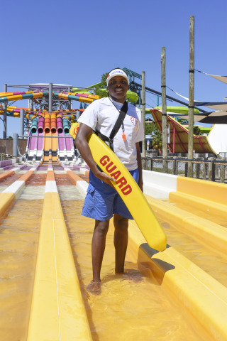 Come and be a part of the Six Flags family and work where you play! Team members receive tons of great benefits including free tickets for family and friends. Immediate openings are available, visit www.sixflags.com/jobs. (Photo: Business Wire)