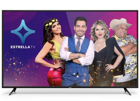 EstrellaTV/Vizio. Photo courtesy: Estrella Media