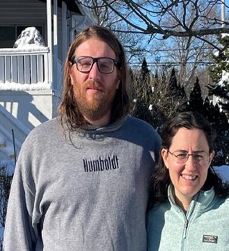Left to Right: Matt Darnall & Kathleen Kiernan (Photo: Business Wire)