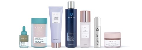 "To commemorate Earth Month, MONAT has commenced its comprehensive program, ""MONAT Sustainability - Building a Beautiful World,"" introduced a significant partnership with innovative recycling company, TerraCycle®, and launched two new sustainability-focused products. (Photo: Business Wire)"
