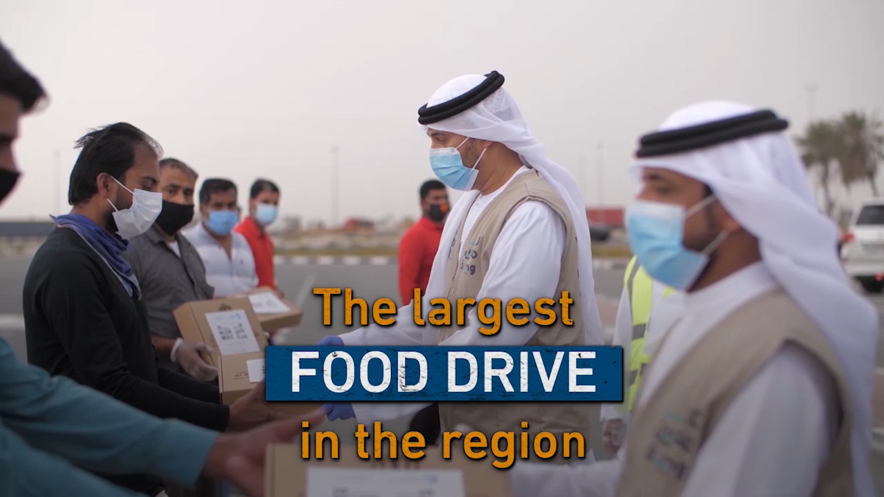 100 Million Meals to fight hunger