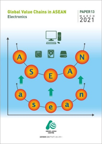 "Report ""Global Value Chains in ASEAN: Electronics"" is available for download on AJC website (Graphic: Business Wire)"