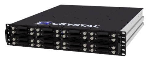 Next-gen FG2 rugged servers move heavy compute applications from data centers to the front lines (Photo: Business Wire)
