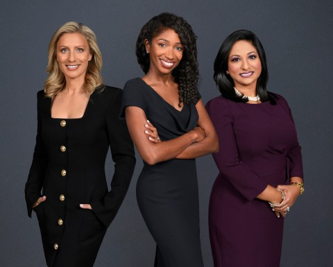 UBS Private Wealth Management announced today that a three-person team managing over $1.8 billion in assets has joined the firm in UBS's South Florida market. Pictured left to right: Melissa Van Putten-Henderson, Doris Neyra and Gina Jamurath (Photo: Business Wire)