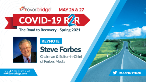 Everbridge COVID-19: Road to Recovery (R2R) Spring 2021 Symposium (Source: Everbridge)