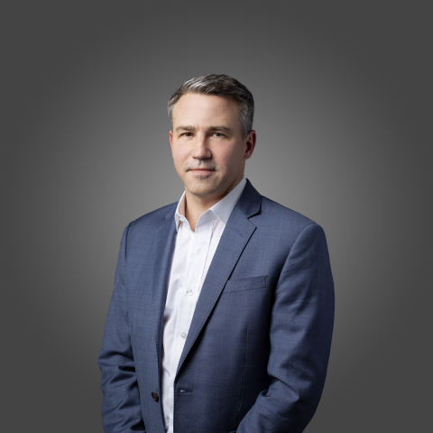 Affinivax Chief Business Officer Stuart Chaffee PhD (Photo: Business Wire)