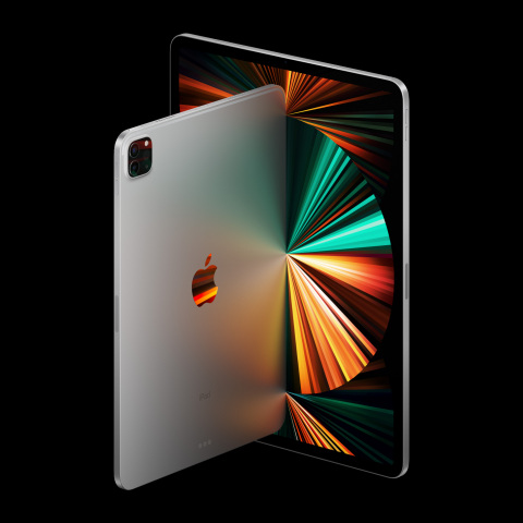 The M1 chip and 5G speeds enable the new iPad Pro to push the limits of what's possible on iPad. (Photo: Business Wire)