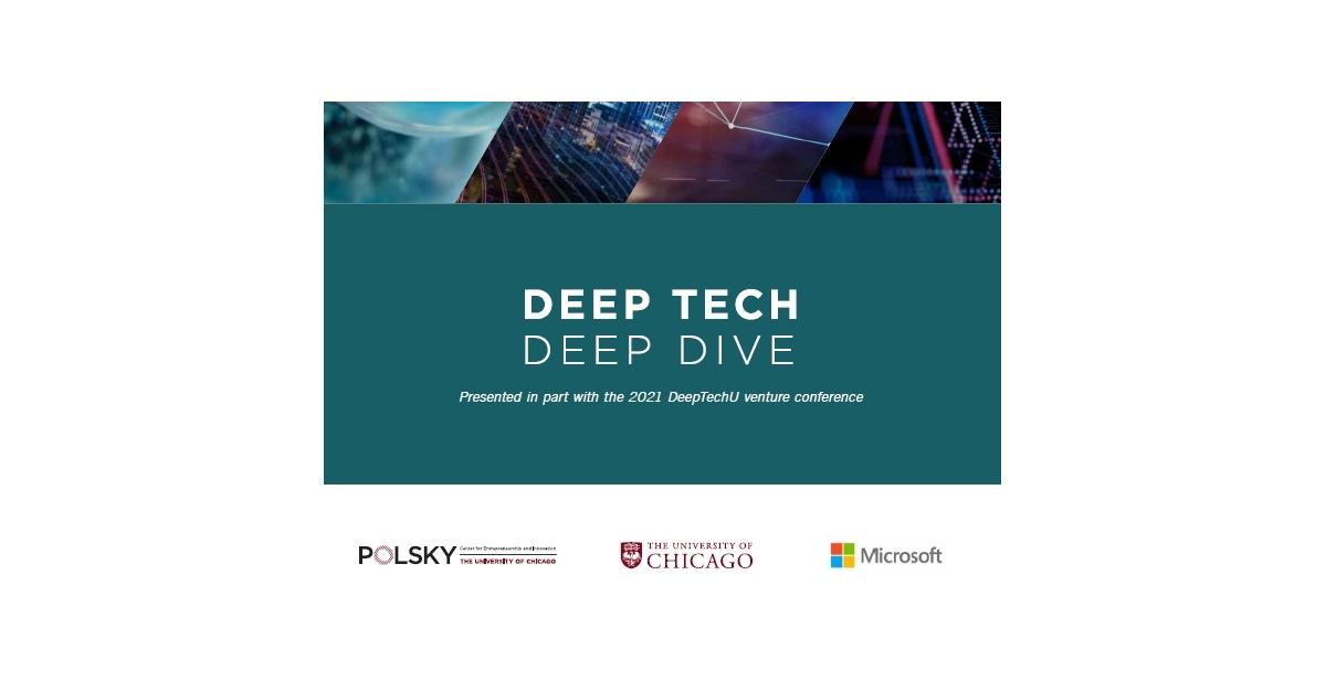 Νέα έκθεση βαθιάς τεχνολογίας κυκλοφόρησε σήμερα στο συνέδριο DeepTechU Επισημαίνει τις επενδύσεις, την έρευνα και τις νεοσύστατες επιχειρήσεις που αναλαμβάνουν τις μεγαλύτερες προκλήσεις της κοινωνίας