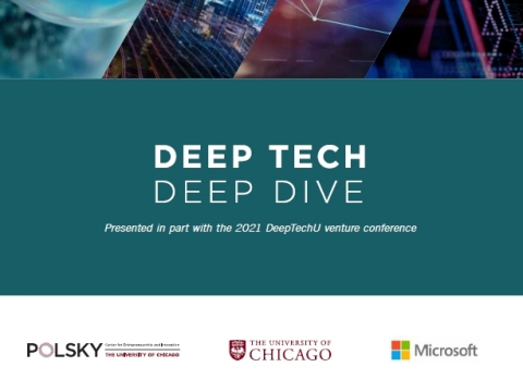 This special Deep Tech Deep Dive report is free to download and includes expert commentary from industry, academia, and venture capitalists. (Graphic: Business Wire)