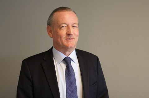 Gisle M. Eckhoff assumes the role of Executive Vice President for Bulk Data Centers, effective 1 September 2021. (Photo: Business Wire)