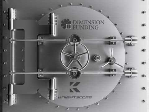 Knightscope Partners with Dimension Funding (Photo: Business Wire)