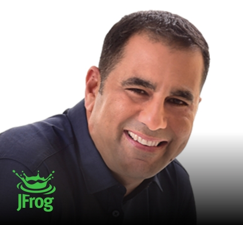 Shlomi Ben Haim, CEO, JFrog. (Photo: Business Wire)