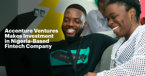 Accenture Ventures makes investment in Nigeria-based fintech startup Okra (Photo: Business Wire)