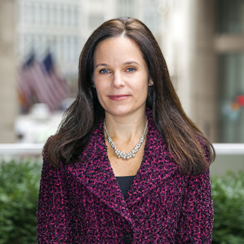 Kaitlin M. May will assume the role of Head of Putnam Global Institutional Management (PGIM), effective July 1, 2021. (Photo: Business Wire)